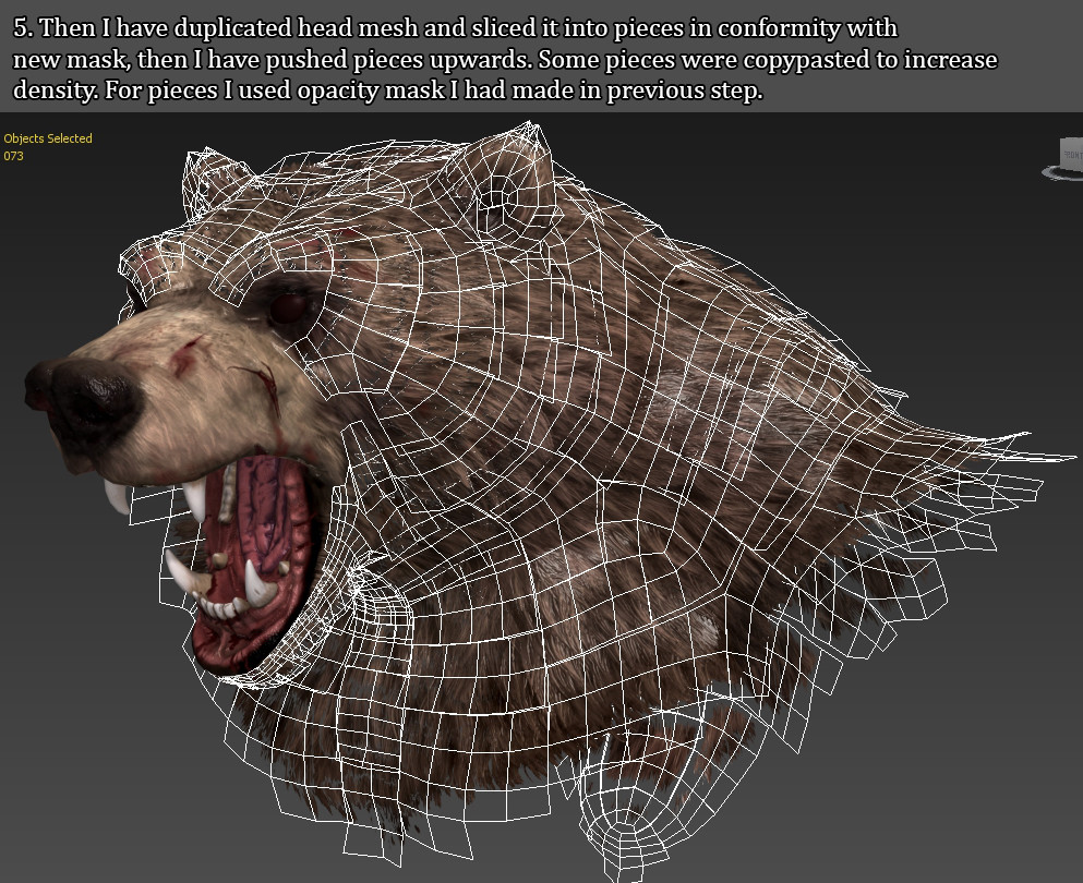 Animal fur (Low poly tutorial) _ By Nikita Volobuev Animal fur Animal fur,Low poly tutorial,Nikita Volobuev