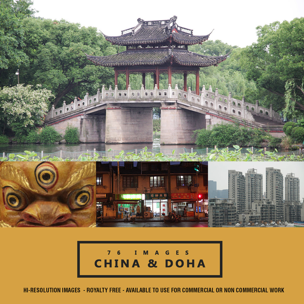 Matte Painting/Photobash Pack - Buildings, Oriental Architecture, Museum Collectibles - China & Doha (76 IMAGES) _ BY Travis Davids Photobash Pack Photobash Pack,Oriental Architecture,Museum Collectibles