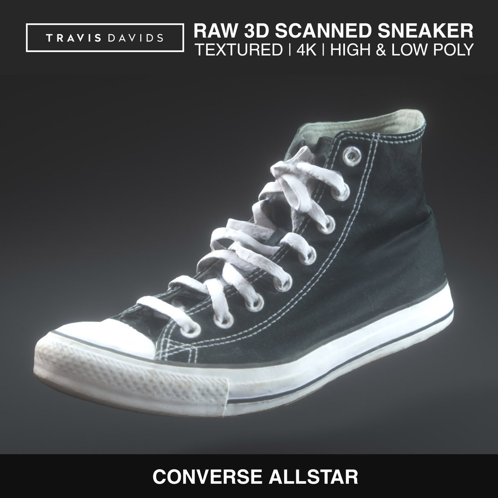 Raw 3D Scanned Sneakers _ DOWNLOADS Raw 3D Scanned Sneakers Raw 3D Scanned Sneakers
