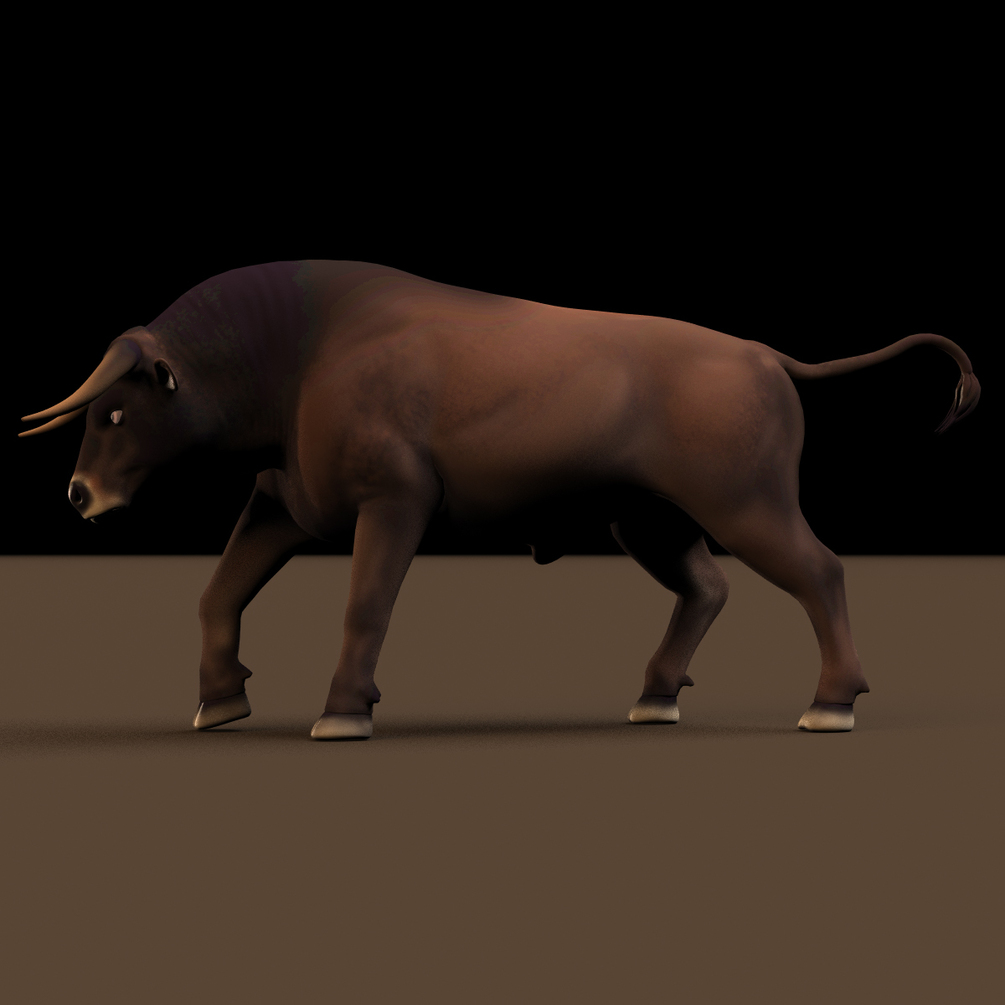 Bull Maya Rig _ DOWNLOAD Bull Maya Rig Bull Maya Rig