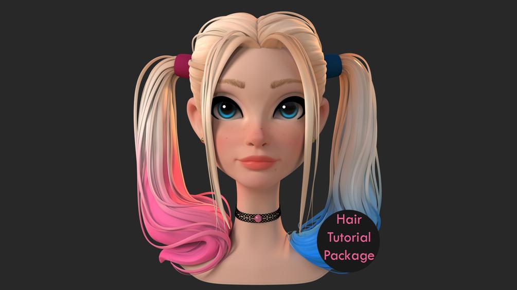 Hair Tutorial Package _ By Danny Mac Hair Tutorial Package Hair Tutorial Package,Danny Mac