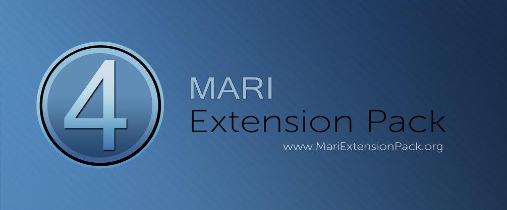 MARI Extension Pack 4 _ By Jens Kafitz MARI Extension Pack 4 MARI Extension Pack 4,Jens Kafitz