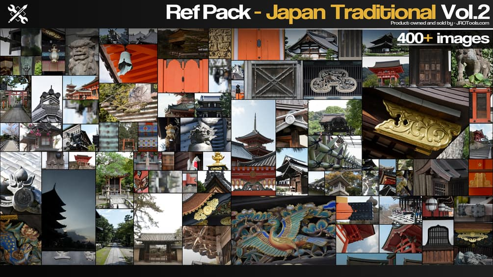 Ref Pack - Japan Traditional Vol.2 _ JRO TOOLS Japan Traditional Japan Traditional,JRO TOOLS
