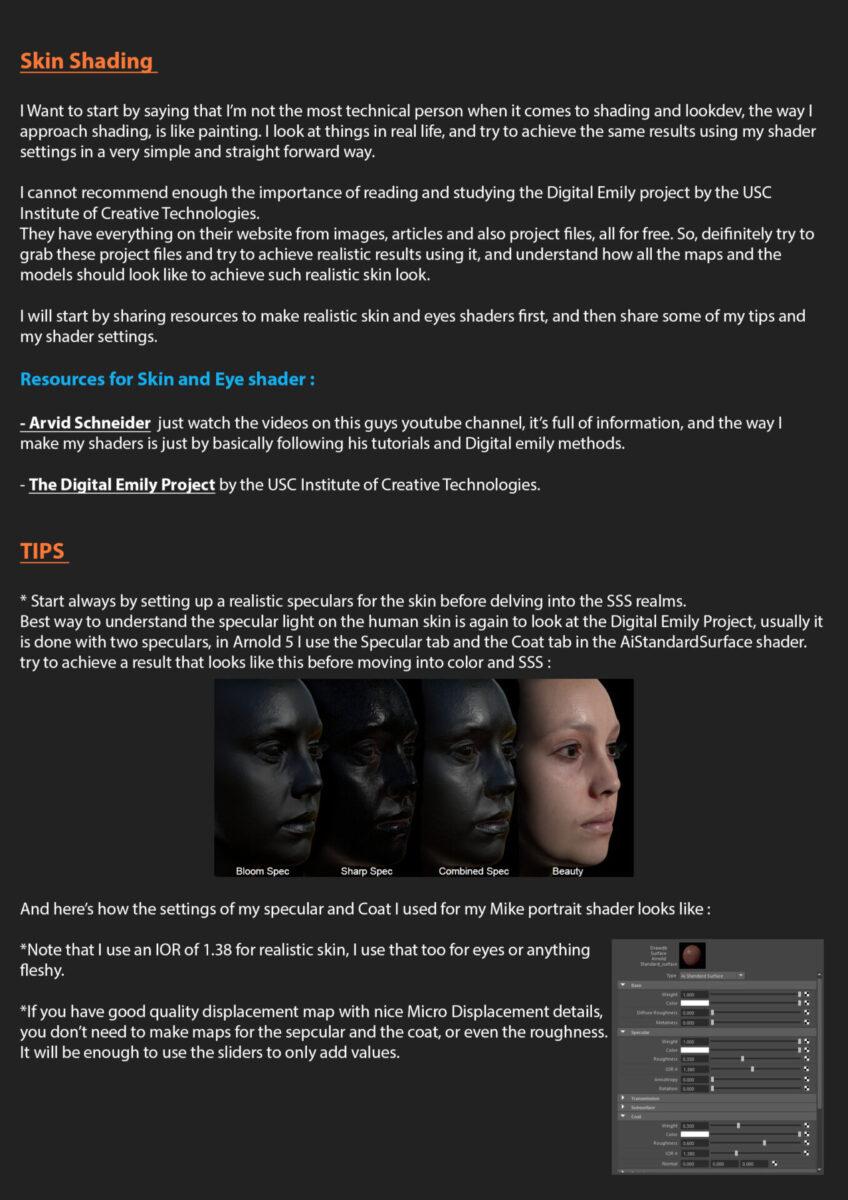 Making Realistic 3D portraits _ By Abdelrahman Kubisi Making Realistic 3D portraits Making Realistic 3D portraits,Abdelrahman Kubisi