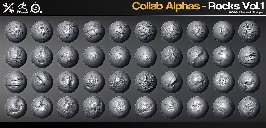 Collab Alphas - Rocks Vol.1 _By JROTools Collab Alphas Collab Alphas,JROTools