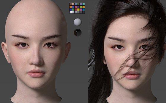"Liu yifei likeness as Mulan"" for Photorealistic rendering Liu yifei likeness as Mulan Liu yifei likeness as Mulan,Photorealistic rendering,realistic,likeness"