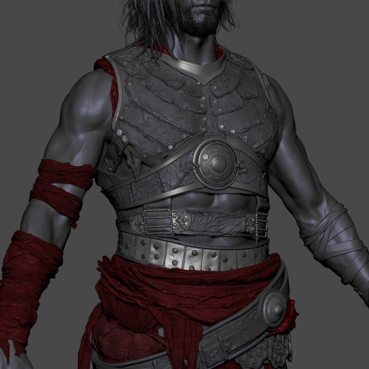 Prince of Persia Warrior Within, Tutorial_By Jakub Chechelski Prince of Persia Prince of Persia