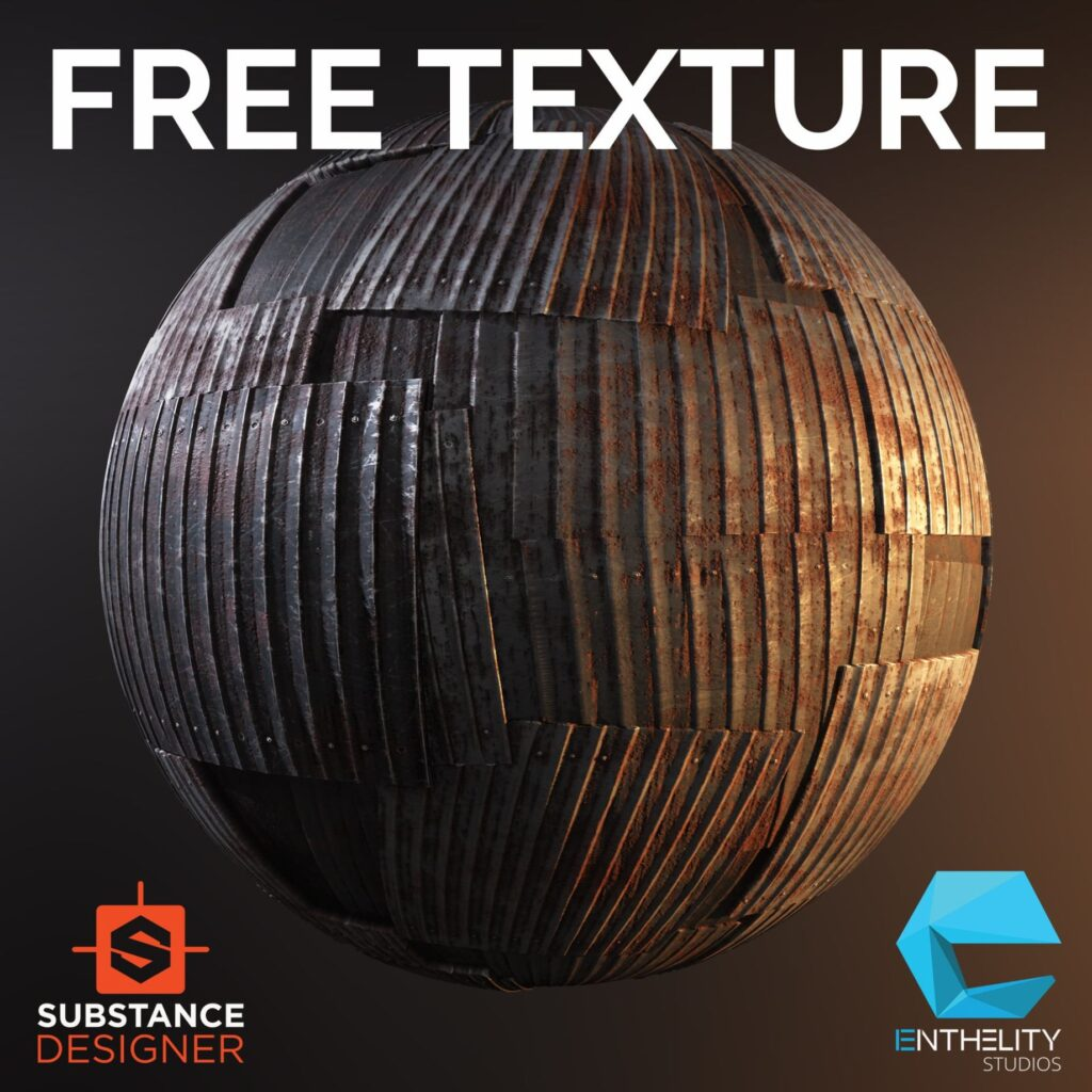 Corrugated Metal Free Substance Texture _ By Enrico Tammekänd Corrugated Metal Corrugated Metal