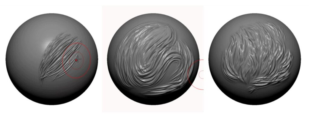 Sculpting Hair and Beard in ZBrush Sculpting Sculpting,ZBrush