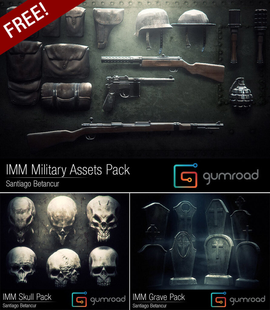 FREE Concept Art IMM Brushes Pack _ By Santiago BetancurPR IMM Brushes Pack IMM Brushes Pack,Santiago BetancurPR,Concept Art