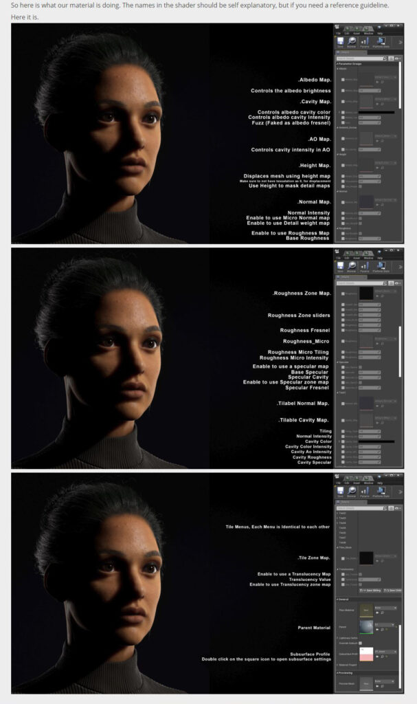 Unreal Face Tutorial _ By Saurabh Jethani Unreal Unreal,Face