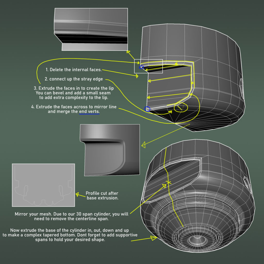 MUDGUARD TUTORIAL: CANISTER_ By Mudguard Models CANISTER CANISTER