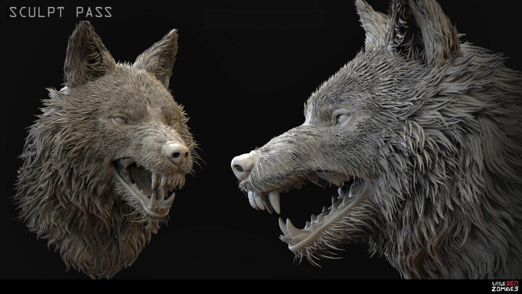 WOLF BREAKDOWN _ BY Naky Solanki WOLF WOLF