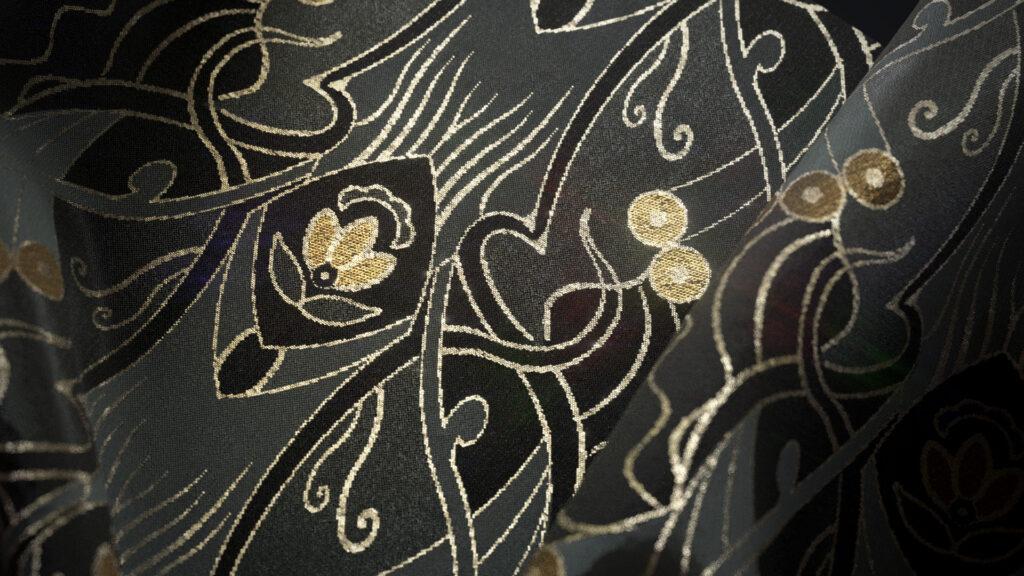 Fabric Tutorial _ By Pauline Boiteux fabric fabric