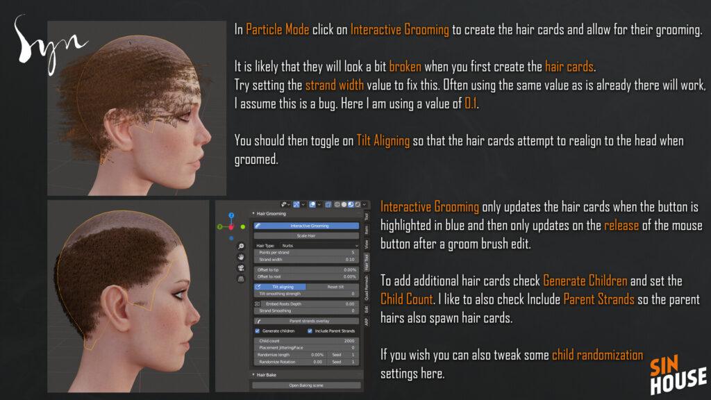 Blender Hair Tool Tutorial - Part 02 _ By Jack Perry Blender Blender,Hair Tool