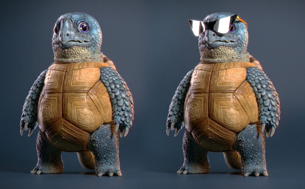 Squirtle - Tutorial Series _ By Michael Wilde Squirtle Squirtle